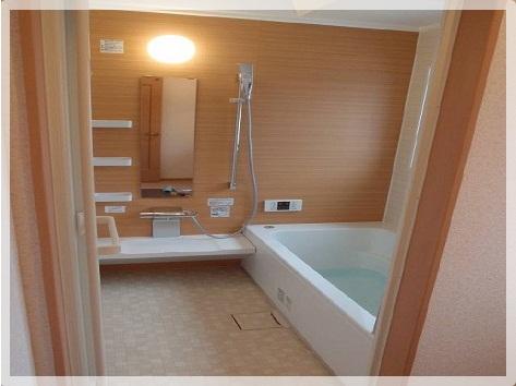 戸建て浴室