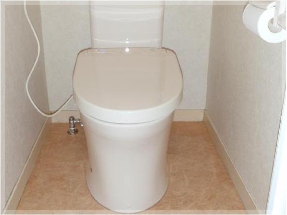 タムラ マンショントイレ(新ピュアレストMR+新アプリコット)
