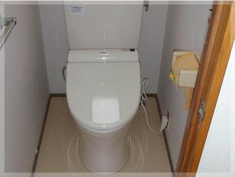 戸建トイレ タムラ