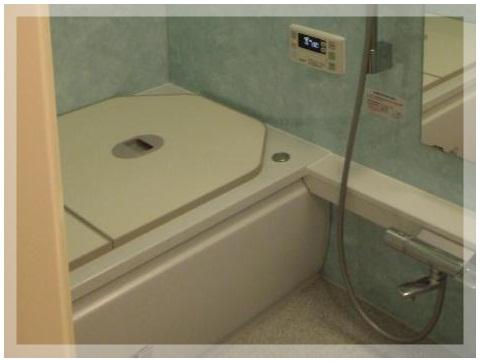 マンション浴室リフォーム(TOTOマンションリモデルバスルームWB)